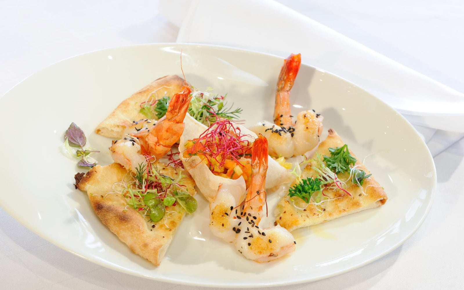 Moments of mouth-watering pleasure in the EDELWEISS