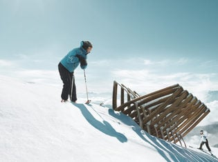 Skiing adventures with your hotel directly at the slope