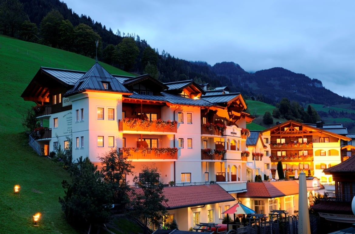 Included services at Hotel Edelweiss in Großarl