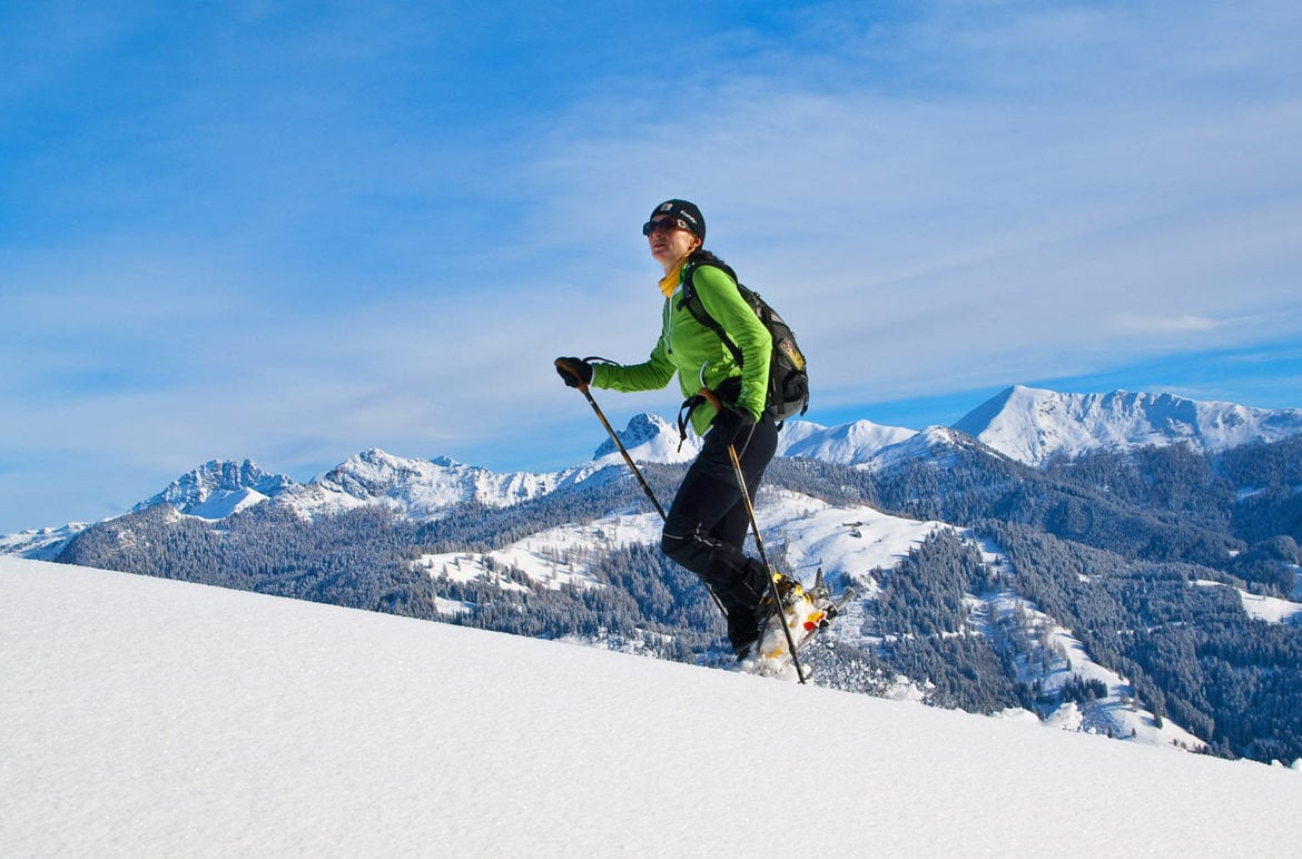 Ski touring in Grossarl