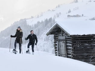 Be active in the Großarl winter world