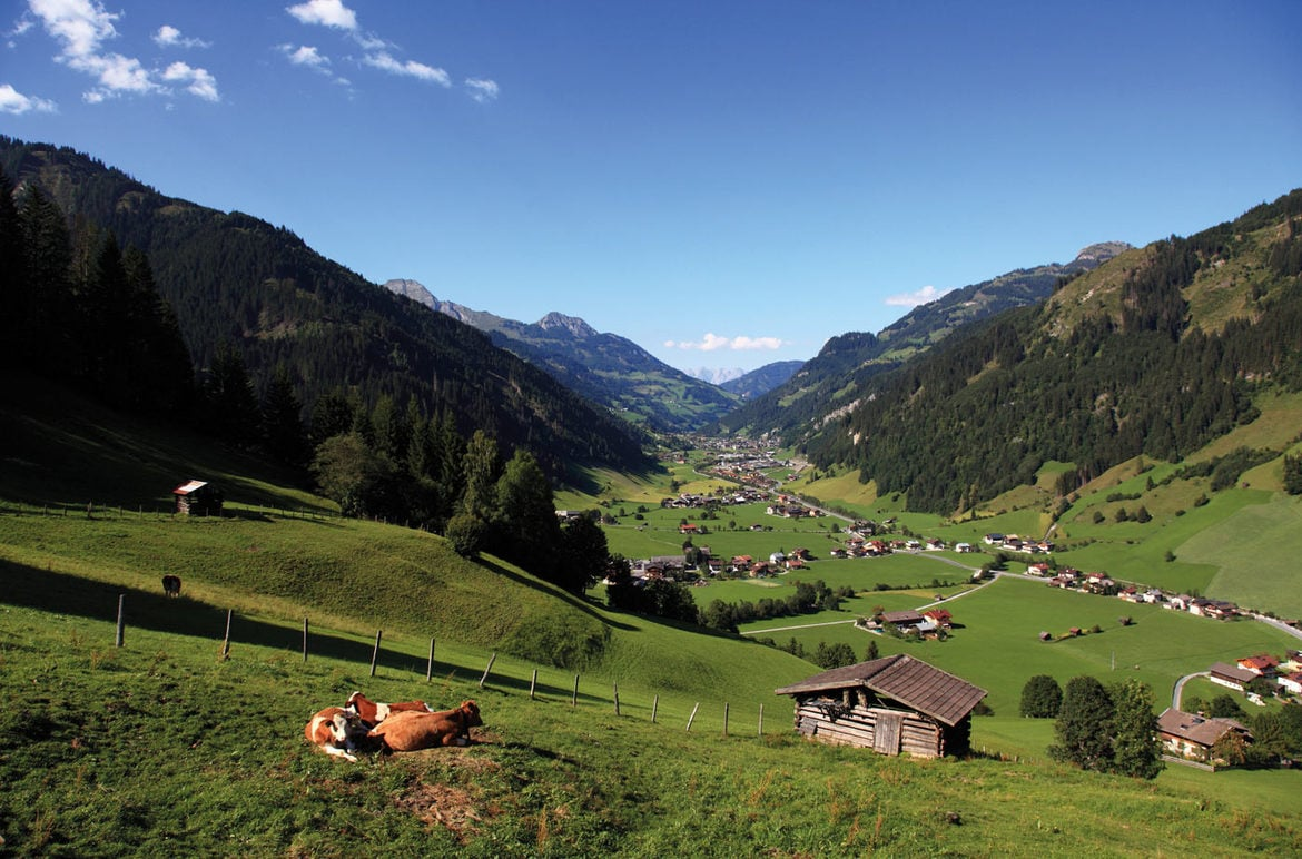 Pure Nature in the Hohe Tauern National Park