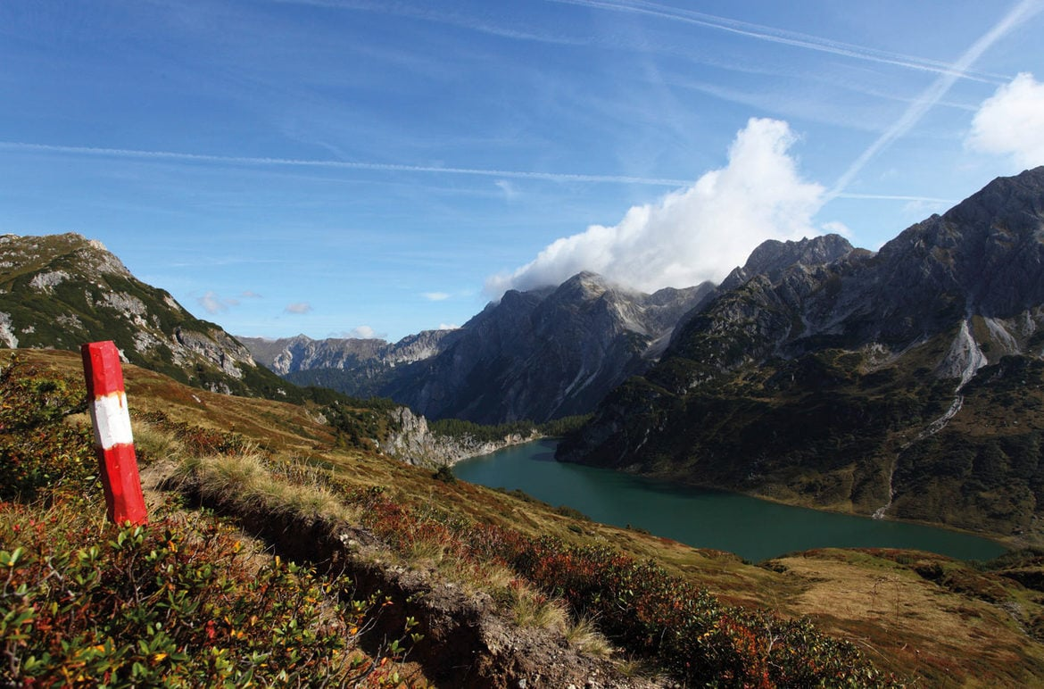 Day Trip Destinations in the Hohe Tauern National Park near Grossarl